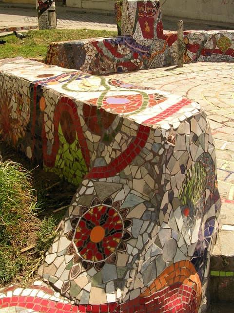 mosaico Chile