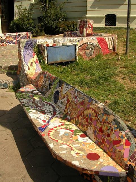 mosaico Valparaíso