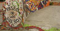 paseo de los sueños mosaico