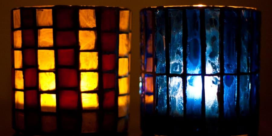 fanales de mosaico