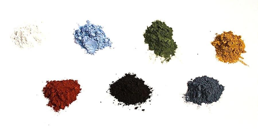 colores de fragüe para mosaico